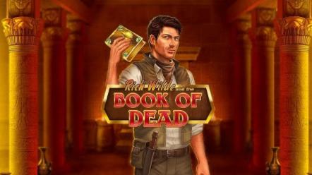 スロット Book of Dead